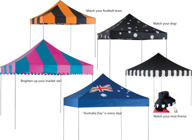 customtents