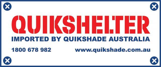 Quikshelter Imported Logo